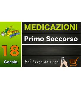 MEDICAZIONE-PRIMO SOCCORSO