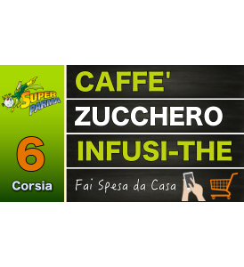CAFFE'-ZUCCHERO