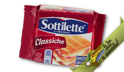 SOTTILETTE classiche 200 g – Kraft