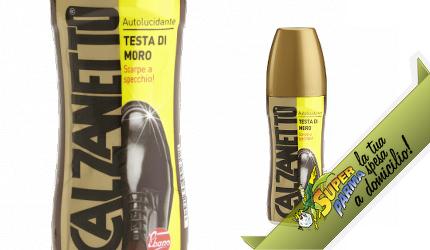 AUTOLUCIDANTE scarpe TESTA DI MORO 75 ml – Calzanetto