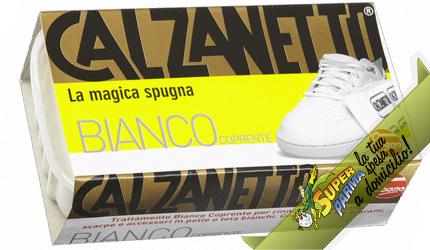 SPUGNA BIANCO coprente n°1 – Calzanetto