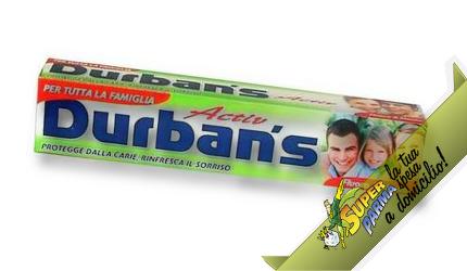 "DENTIFRICIO ""Activ"" 75 ml – Durban's"