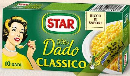 BRODO CLASSICO (dado) 10 cubi 110 g – Star