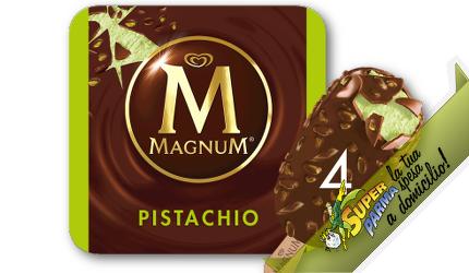 """MAGNUM """"Pistacchio"""" 300 g – Unilever"""