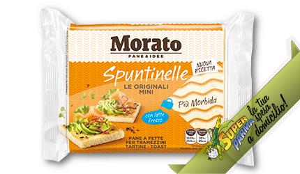 """SPUNTINELLE classiche """"Mini"""" 175 g – Morato"""