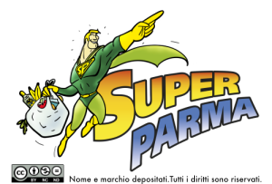 Il LOGO di www.SuperParma.it