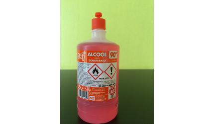 ALCOOL 90° 500 ml - Sai