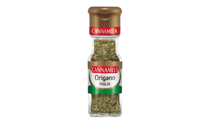 ORIGANO foglie 8 g - Cannamela