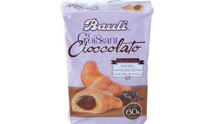 "CROISSANT ""Cioccolato"" 50 g x 6 - Bauli"