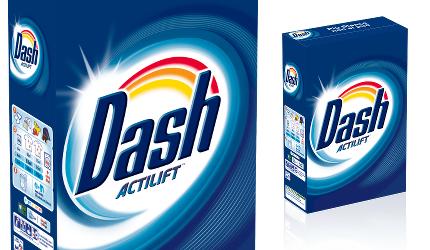 DETERSIVO LAVATRICE in polvere 92 Misurini – Dash