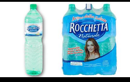 ACQUA NATURALE 1,5 L (6 bottiglie) - Rocchetta