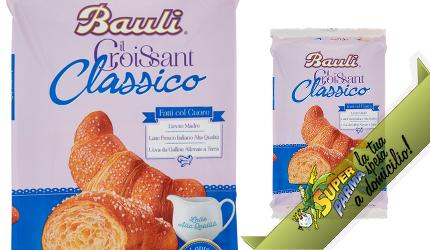 CROISSANT classico 40 g x 6 - Bauli