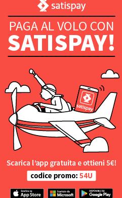 Da oggi paghi anche con SATISPAY! Scopri come funziona..