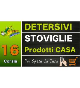 DETERSIVI-PRODOTTI CASA