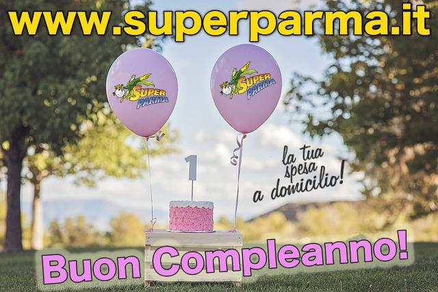 BUON COMPLEANNO SuperParma.it!