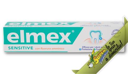 DENTIFRICIO per DENTI SENSIBILI 75 ml - Elmex