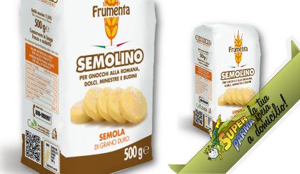 SEMOLINO 500 g – Frumenta