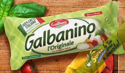 "FORMAGGIO ""Galbanino"" 270 g – Galbani"