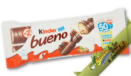 "KINDER ""Bueno"" 43 g - Ferrero"