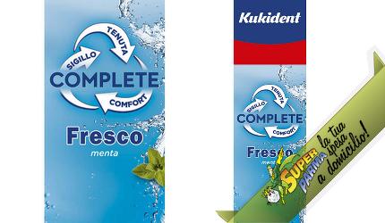 """CREMA ADESIVA """"fresh"""" 40 ml – Kukident"""