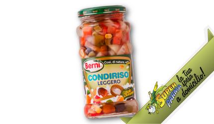"CONDIRISO ""Leggero"" 300 g – Berni"