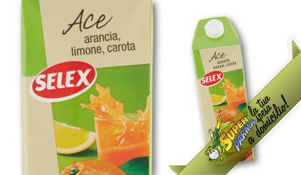"""SUCCO DI FRUTTA """"Ace"""" 1,5 L – Selex"""