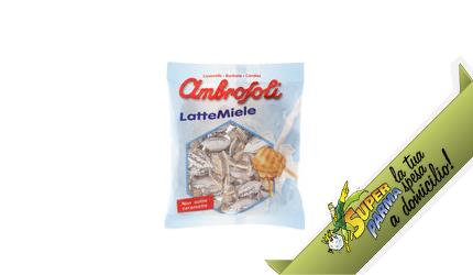 "CARAMELLE ""LatteMiele"" 135 g – Ambrosoli"