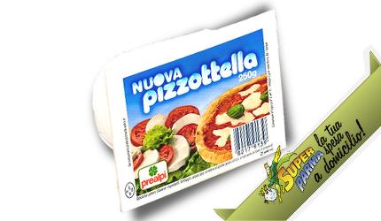 """MOZZARELLA per PIZZA """"Pizzotella"""" 250 g – Prealpi"""