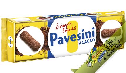 """PAVESINI al """"Cacao"""" 200 g – Pavesi"""