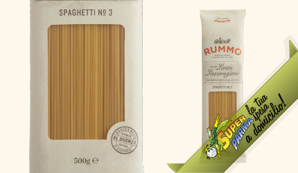 "SPAGHETTI ""n°3"" 500 g – Rummo"
