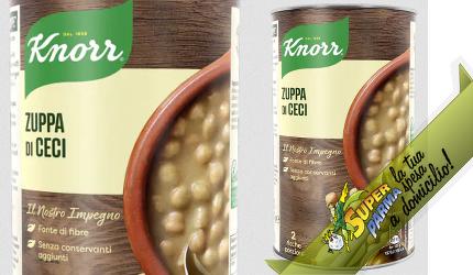 """ZUPPA di """"Ceci"""" 545 g – Knorr"""