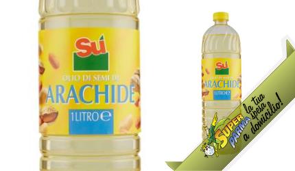 OLIO di SEMI di ARACHIDE 1000 ml – Convenienza