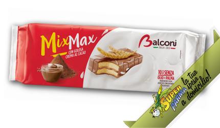 "MERENDA ""Mix Max"" 350 g – Balconi"