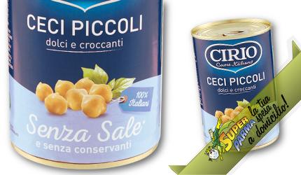 """CECI """"Senza Sale"""" 400 g – Cirio"""