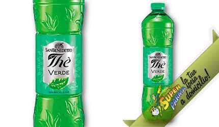 """THE' """"Verde"""" 1500 ml – San Benedetto"""