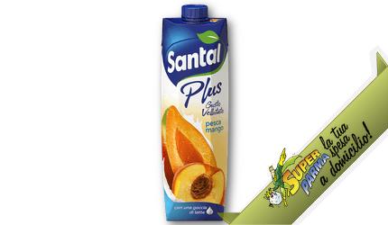 """SUCCO di FRUTTA """"Plus"""" Pesca e Mango 1 L – Santal"""