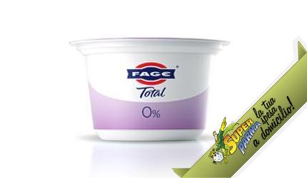 "YOGURT ""Total"" 0% Viola 170 g – Fage"