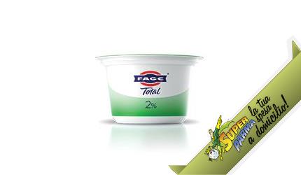 "YOGURT ""Total"" 2% Verde 170 g – Fage"