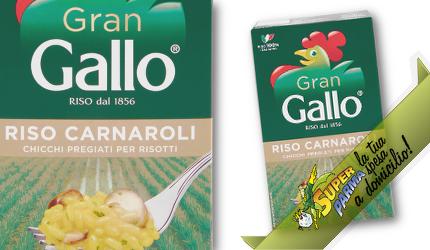 RISO CARNAROLI 1 kg – Gallo