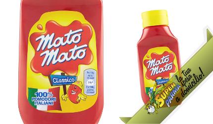 """KETCHUP """"Classico"""" 390 g – Mato Mato"""