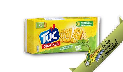 """TUC cracker """"Rosmarino"""" 315 g – Tuc"""