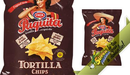 """TORTILLA """"Paquita"""" SALE 200 g – Pata"""
