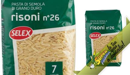 RISONI 500 g – Selex