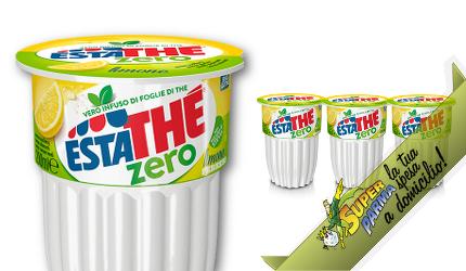 "ESTATHE' ZERO ""Limone"" brick 3 x 200 ml – Ferrero"