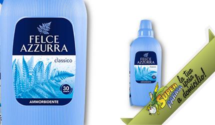"""AMMORBIDENTE """"Classico"""" 30 lavaggi 2000 ml – Felce Azzurra"""