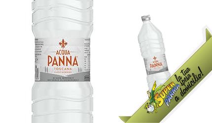 ACQUA NATURALE 1,5 L (6 bottiglie) – Panna