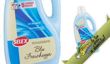 "AMMORBIDENTE ""Blu Freschezza"" 2000 ml – Selex"
