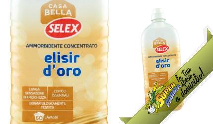 "AMMORBIDENTE CONCENTRATO ""Elisir"" 750 ml – Selex"