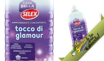 """AMMORBIDENTE CONCENTRATO """"Glamour"""" 750 ml – Selex"""