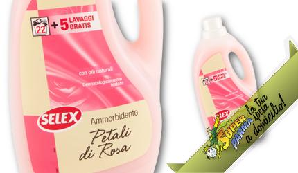 "AMMORBIDENTE ""Petali di Rosa"" 2000 ml – Selex"